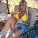 @zhara - Красивая девушка с татуировками на карантине во время эпидемии COVID-19 для tatufoto.com 2