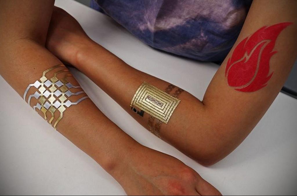 Умные татуировки могут следить за вашим здоровьем - фото 2