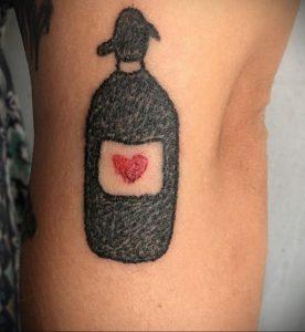 Фото тату газировка (содовая) 23.04.2020 №023 -tattoo soda- tatufoto.com