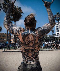 Фото тату модели Кевин Крикман (@thecreekman) 23.04.2020 №004 -tattoo- tatufoto.com