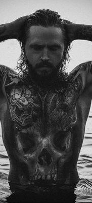 Фото тату модели Кевин Крикман (@thecreekman) 23.04.2020 №007 -tattoo- tatufoto.com