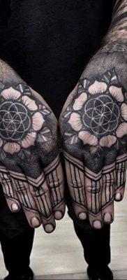 Фото тату модели Кевин Крикман (@thecreekman) 23.04.2020 №008 -tattoo- tatufoto.com
