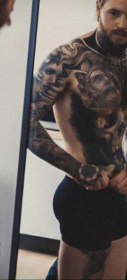 Фото тату модели Кевин Крикман (@thecreekman) 23.04.2020 №010 -tattoo- tatufoto.com