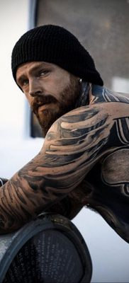 Фото тату модели Кевин Крикман (@thecreekman) 23.04.2020 №011 -tattoo- tatufoto.com