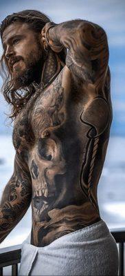 Фото тату модели Кевин Крикман (@thecreekman) 23.04.2020 №012 -tattoo- tatufoto.com