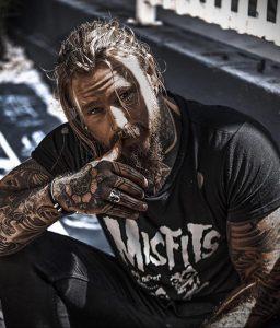 Фото тату модели Кевин Крикман (@thecreekman) 23.04.2020 №026 -tattoo- tatufoto.com