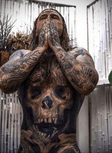 Фото тату модели Кевин Крикман (@thecreekman) 23.04.2020 №048 -tattoo- tatufoto.com