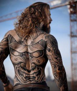 Фото тату модели Кевин Крикман (@thecreekman) 23.04.2020 №064 -tattoo- tatufoto.com