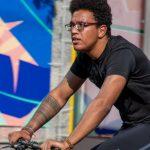 Татуировка на запястье парня с полинезийским узором - Уличная татуировка (Street tattoo) № 03 – 11.05.2020 для tatufoto.com 1