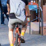Татуировка с надписью на правой икре парня - Уличная татуировка (Street tattoo) № 03 – 11.05.2020 для tatufoto.com 1