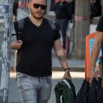 Тату с компасом на предплечье парня - Уличная татуировка (Street tattoo) № 03 – 11.05.2020 для tatufoto.com 3