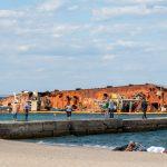 Фото затонувшего судна вынесенного штормом на пляж – 09.05.2020 - Уличная татуировка (Street tattoo) – tatufoto.com 4