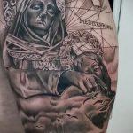 Фото классного рисунка татуировки 18.05.2020 №010 -cool tattoo- tatufoto.com