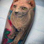 Фото классного рисунка татуировки 23.05.2020 №009 -cool tattoo- tatufoto.com