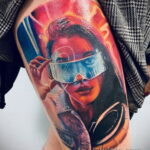 Фото классного рисунка татуировки 23.05.2020 №1002 -cool tattoo- tatufoto.com