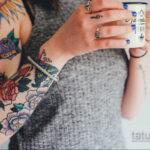 Фото классного рисунка татуировки 23.05.2020 №1009 -cool tattoo- tatufoto.com