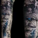 Фото классного рисунка татуировки 23.05.2020 №1012 -cool tattoo- tatufoto.com