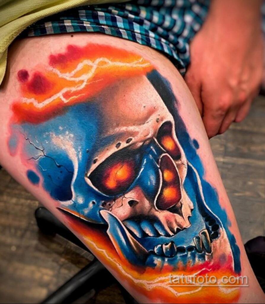 Фото классного рисунка татуировки 24.05.2020 №1013 -cool tattoo- tatufoto.com