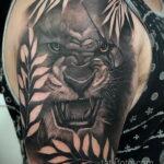 Фото классного рисунка татуировки 24.05.2020 №1060 -cool tattoo- tatufoto.com