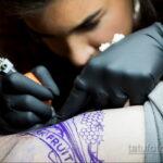Фото пример как делаются татуировки 31.05.2020 №4008 - tattoo- tatufoto.com