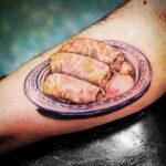 Фото пример оригинального рисунка татуировки 31.05.2020 №4050 - tattoo- tatufoto.com