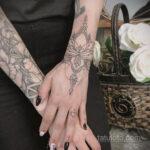 Фото пример оригинального рисунка татуировки 31.05.2020 №4053 - tattoo- tatufoto.com
