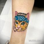 Фото пример оригинального рисунка татуировки 31.05.2020 №4054 - tattoo- tatufoto.com