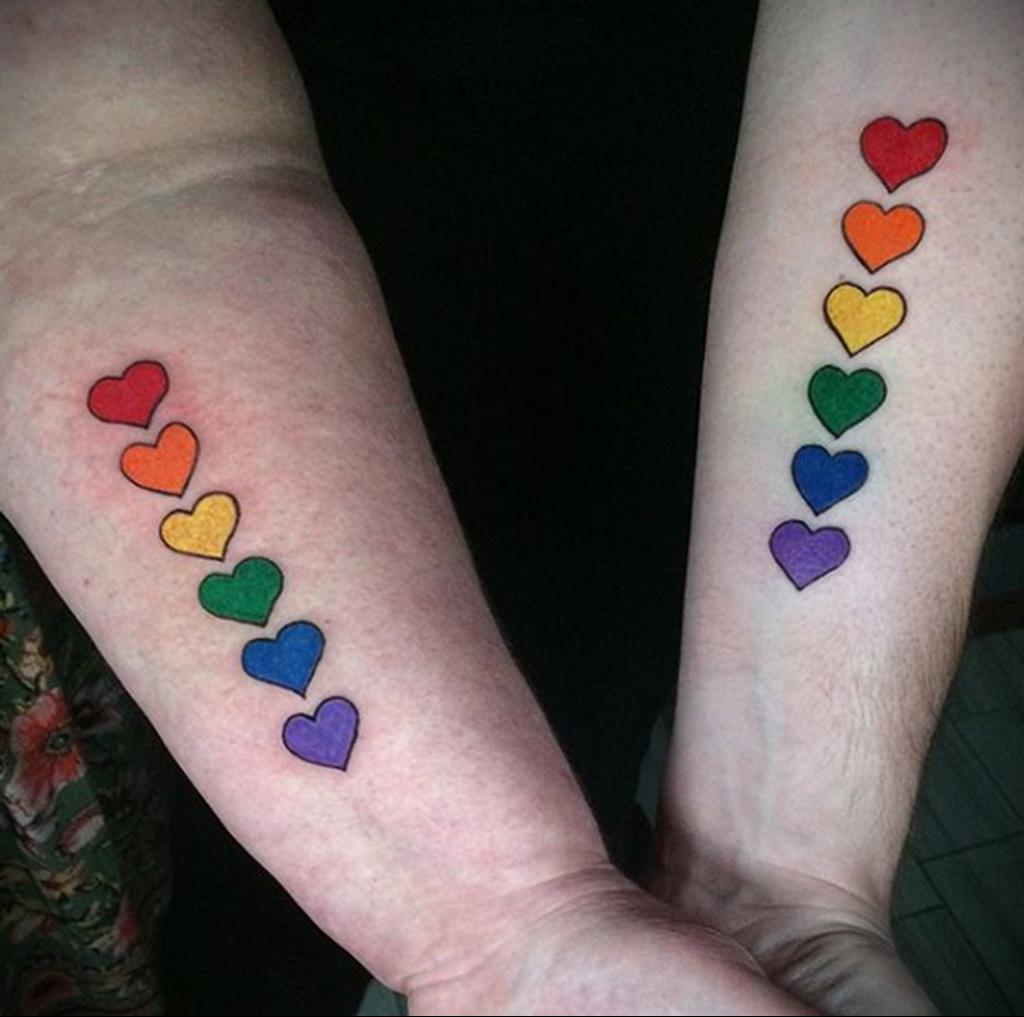 Фото татуировки для гомосексуалистов 16.05.2020 №024 -tattoos for gay- tatufoto.com