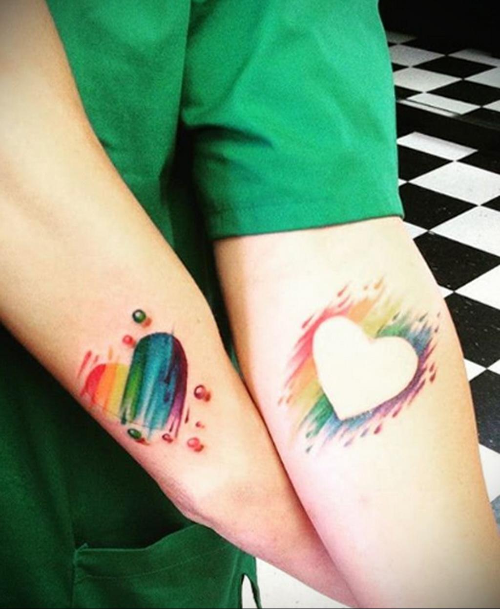 Фото татуировки для гомосексуалистов 16.05.2020 №037 -tattoos for gay- tatufoto.com