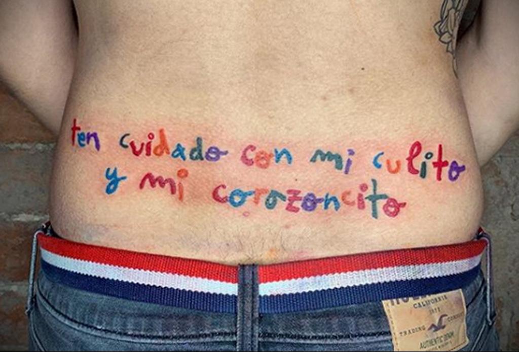 Фото татуировки для гомосексуалистов 16.05.2020 №049 -tattoos for gay- tatufoto.com