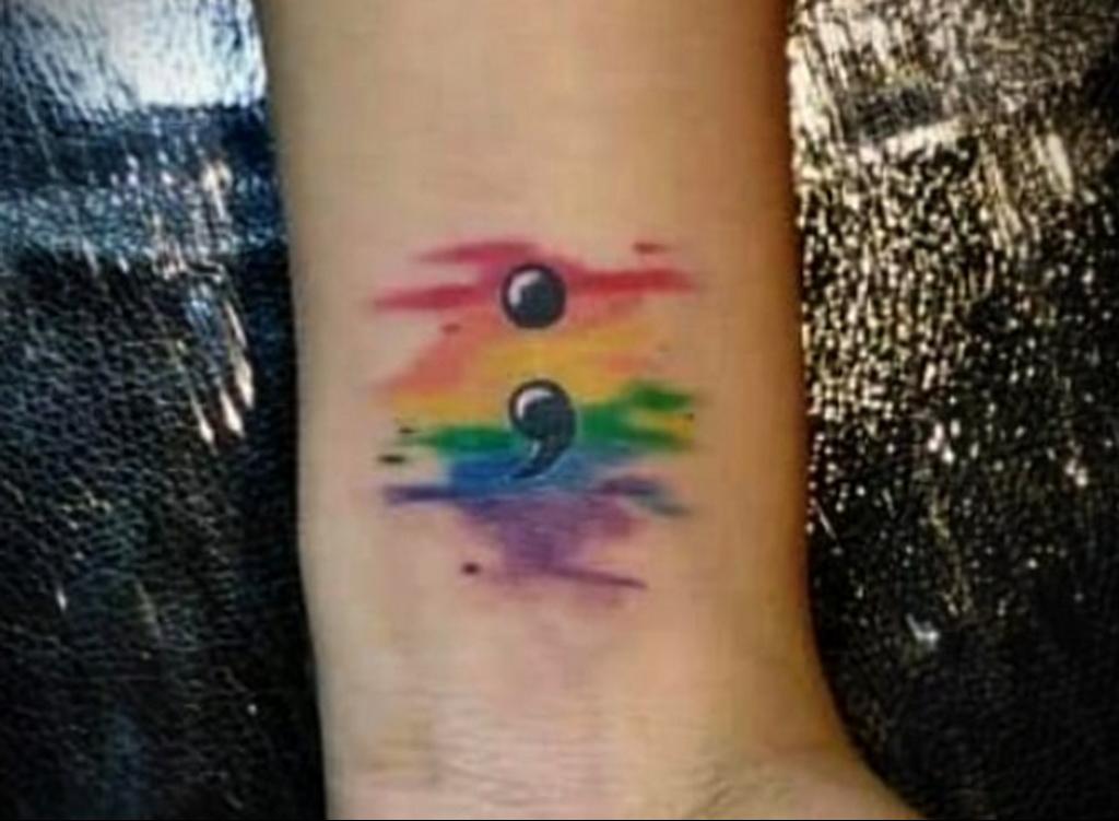 Фото татуировки для гомосексуалистов 16.05.2020 №060 -tattoos for gay- tatufoto.com