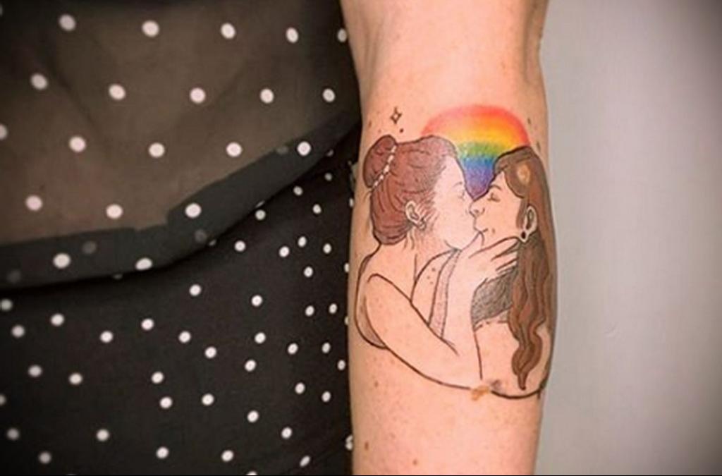 Фото татуировки для гомосексуалистов 16.05.2020 №061 -tattoos for gay- tatufoto.com