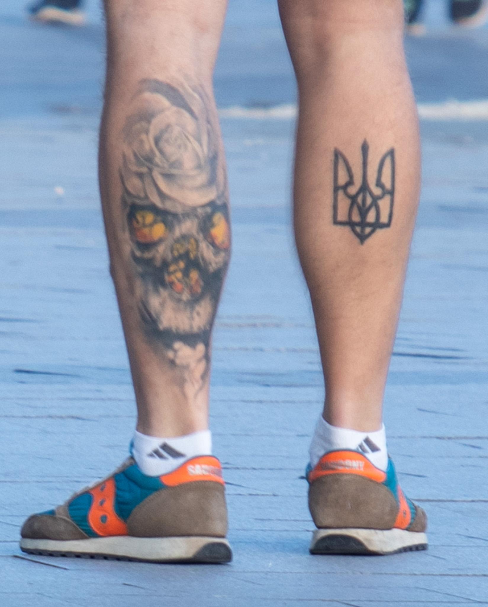 Уличная татуировка (Street tattoo) № 01 – 05.05.2020
