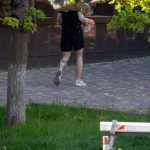Фото хендпоук тату на ноге парня с коброй и приведением – 09.05.2020 - Уличная татуировка (Street tattoo) – tatufoto.com 2
