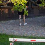 Фото хендпоук тату на ноге парня с коброй и приведением – 09.05.2020 - Уличная татуировка (Street tattoo) – tatufoto.com 4