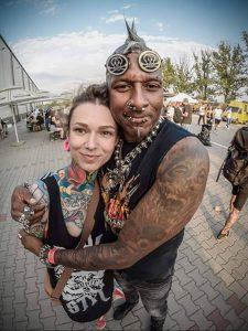 @carolinefullcolour – медработник с татуировкой – фото для tatufoto.com 47