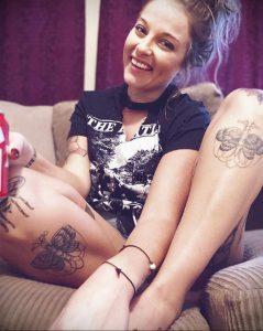 @kare_nik – медработник с татуировкой – фото для tatufoto.com 5
