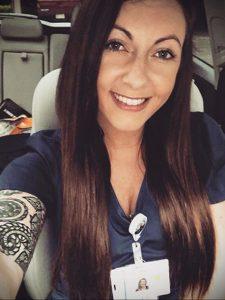 @shanneliz – медработник с татуировкой – фото для tatufoto.com 7