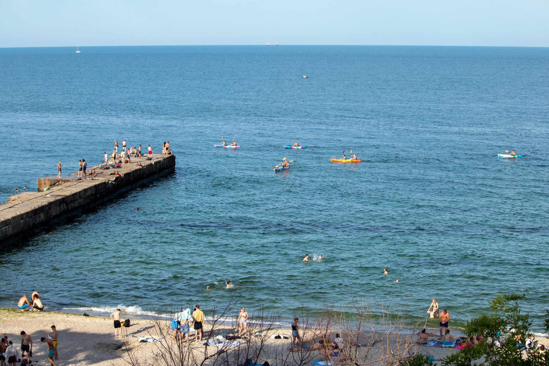 Люди на байдарках в черном море - street tattoo № 07 – 24.06.2020 – tatufoto.com 6