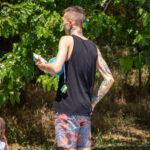 Олдскул тату на теле парня – Уличная татуировка (Street tattoo) № 04 – 12.06.2020 для tatufoto.com 5