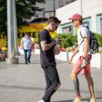 Парень с тату на руках - Уличная татуировка (street tattoo) № 06 – 18.06.2020 – tatufoto.com 4
