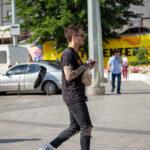 Парень с тату на руках - Уличная татуировка (street tattoo) № 06 – 18.06.2020 – tatufoto.com 7