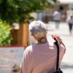 Тату Уроброс на шее девушки– Уличная татуировка (Street tattoo) № 04 – 12.06.2020 для tatufoto.com 1