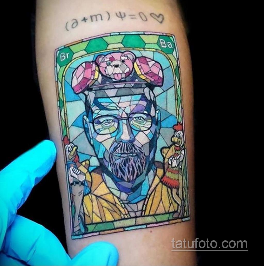 Тату на тему наркотиков 25.06.2020 №002 -drug tattoo- tatufoto.com