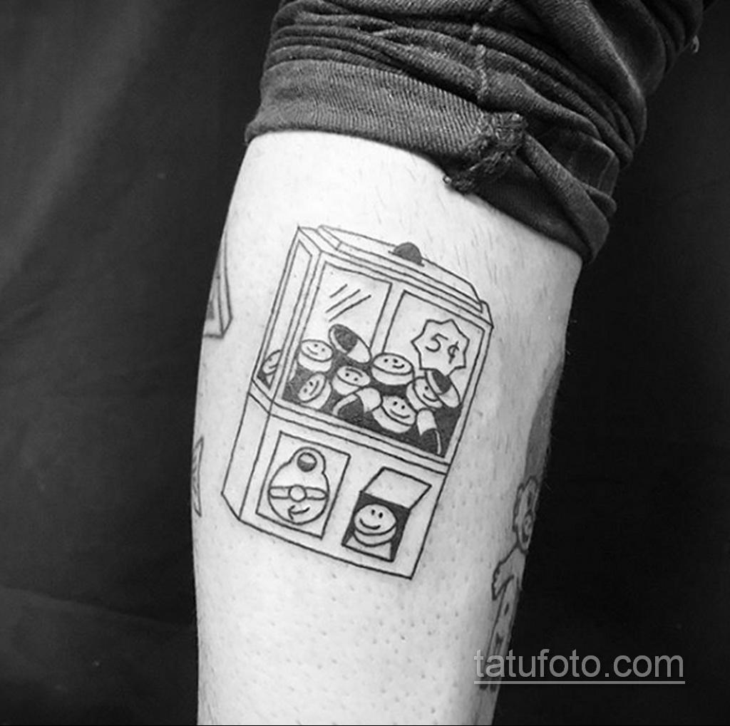 Тату на тему наркотиков 25.06.2020 №003 -drug tattoo- tatufoto.com