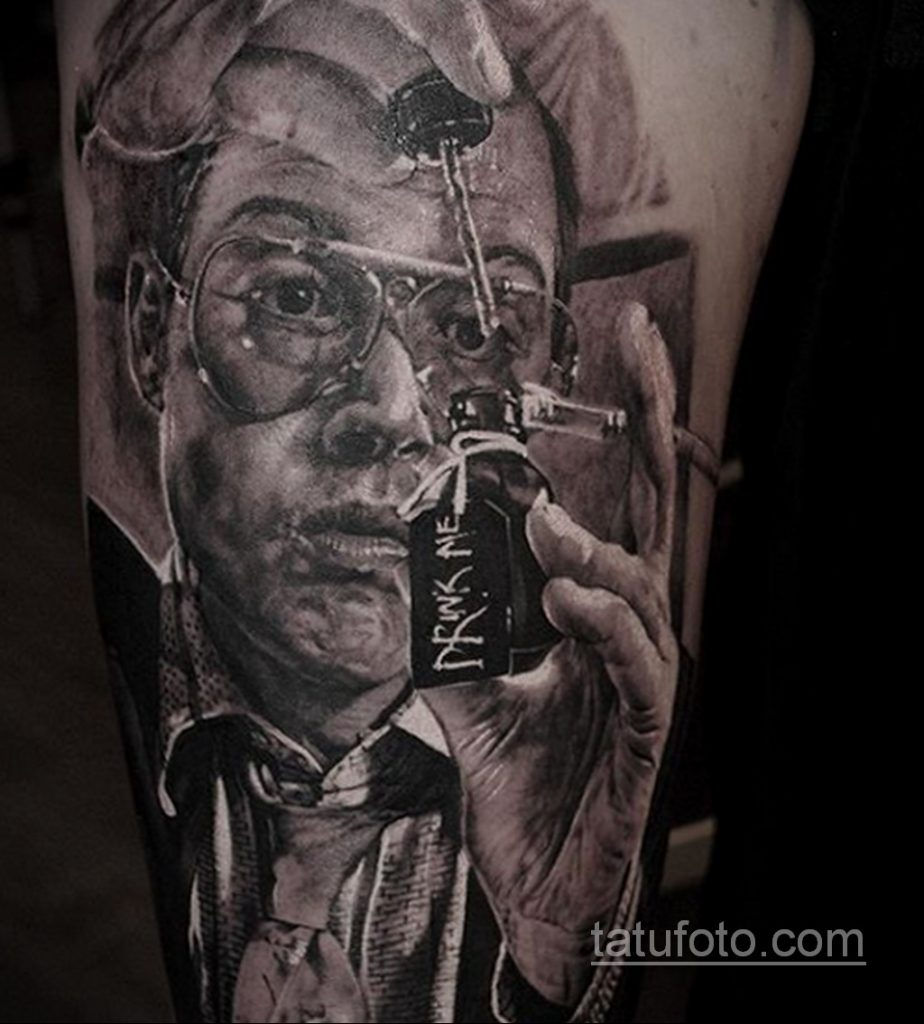 Тату на тему наркотиков 25.06.2020 №051 -drug tattoo- tatufoto.com