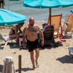 Тату с оборотнем на груди мужчины – Уличная татуировка (Street tattoo) № 04 – 12.06.2020 для tatufoto.com 1