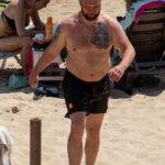Тату с оборотнем на груди мужчины – Уличная татуировка (Street tattoo) № 04 – 12.06.2020 для tatufoto.com 3