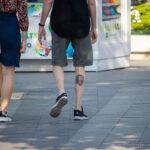 Тату с тигром у которого три глаза на ноге парня – Уличная татуировка (street tattoo) № 06 – 18.06.2020 – tatufoto.com 1