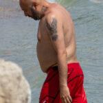 Тату с фениксом на левом плече мужчины – Уличная татуировка (Street tattoo) № 04 – 12.06.2020 для tatufoto.com 3